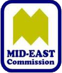 Mid-East Commission Logo