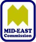 Mid-East Commission Logo